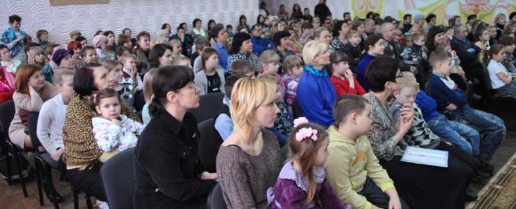 Рождественский утренник 2014 - Воскресная школа Избавительницы
