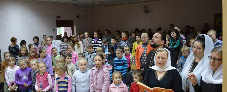 Рождество Богородицы - Воскресная школа Избавительницы